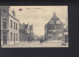 Postkaart Ardoye Kortrijkstraat 1917 - Ardooie