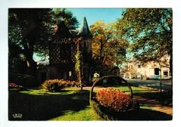 14871  CPM  CHATELLERAULT : La Maison Du Parc Blossac  , ACHAT DIRECT !! - Chatellerault