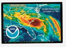 "14874  CPM Hurricane Hugo , CHARLESTON  , SC ,  """"  September 21 - 22 , 1989 !  """" - Charleston"