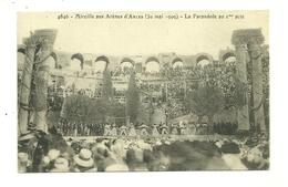 13 ARLES ARENES MIREILLE FREDERIC MISTRAL FARANDOLE PROVENCE BOUCHES DU RHONE - Arles