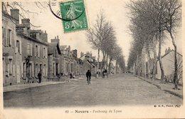 7Mé    58 Nevers Faubourg De Lyon - Nevers