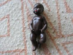 1 Poupon Noir Petit Collin    Petitcollin - Bambole