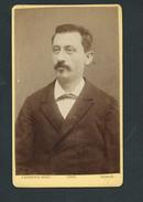 #photo NN006 - CDV - Homme Par BERNOUD à LYON - Photo Ancienne Carte De Visite - Photographs