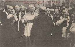 Cpa - Nantes - Manifestations Du 22 Février 1906 - - Nantes