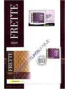 ITALIA REPUBBLICA ANNO 2010 - FOLDER - MADE IN ITALY - FRETTE -  PREZZO COPERTINA € 11,00 - 6. 1946-.. Republic