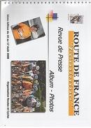 CYCLISME - ROUTE DE FRANCE - REVUE DE PRESSE - 2008 - ALBUM PHOTOS - - Encyclopédies