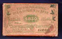 LIEGE PHARMACIE NATIONALE RUE St GILLES - Boîtes