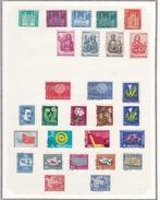 Suisse - Collection Vendue Page Par Page - Timbres Neufs * / Oblitérés - B/TB - Suisse