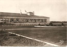 BIARRITZ - L'aérodrome De Parme - L'Aérogare - Elcé 13705 - écrite, Flamme Et Voyagée 1957 - Tbe - Biarritz