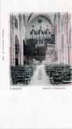 -A3-  LUXEUIL    Buffet D'orgues  Colorisé  Pattegay Ed - Luxeuil Les Bains