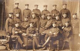 CP Photo 1916 BAD-KREUZNACH - Soldaten, 15 Feldartillerie Rgt (A168, Ww1, Wk 1) - Bad Kreuznach