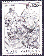 Vatikan - 400 Jahre Gregorianischer Kalender (MiNr. 812) 1982 - Gest. Used Obl. - Vaticano (Ciudad Del)