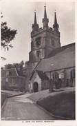 PENSHURST - ST JOHN THE BAPTIST CHURCH - England