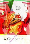 ITALIA REPUBBLICA ANNO 2005 - FOLDER - REGIONI D'ITALIA - CAMPANIA -  PREZZO COPERTINA € 7,00 - Paquetes De Presentación