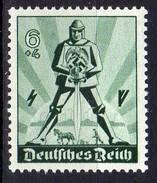 Deutsches Reich, 1940, Mi 745 **, Tag Der Arbeit [280217L] - Alemania