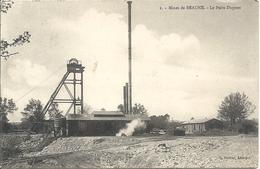 MINES DE BEAUNE. LE PUITS DUPONT - France