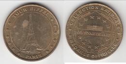 **** 75007 - PARIS - TOUR EIFFEL 2003 - MONNAIE DE PARIS **** EN ACHAT IMMEDIAT !!! - Monnaie De Paris