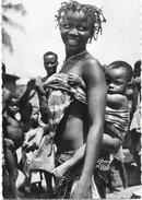 AFRIQUE. N 1362. JEUNE FEMME AFRICAINE - Senegal