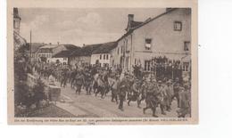 ST-BLAISE-LA-ROCHE -Die Bei Ersturmungder Der Höne Ban Sz Sapt Am 22.Junigemachten Gefangenen Passieren(St-Blaise)HEILIG - Autres Communes
