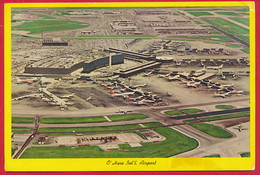 AK USA, Chicago / Flughafen ~ Um 1975 - 1946-....: Moderne
