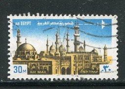 EGYPTE- Y&T N°141- Oblitéré - Poste Aérienne