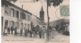 Les Cols Des Vosges - SAALES - Entrée Du Village En Venant De France - France