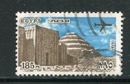 EGYPTE- P.A Y&T N°167- Oblitéré - Poste Aérienne