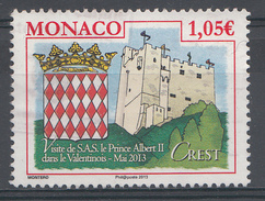 MONACO 2013 Mi.nr.:3133 Stadtturm Von Crest  OBLITÉRÉS / USED / GESTEMPELD - Monaco