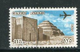 EGYPTE- P.A Y&T N°161- Oblitéré - Poste Aérienne