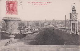 LB 8 : Espagne :  TARRAGONA   El   Muelle - Spain