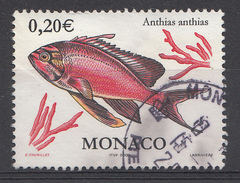 MONACO Mi.nr.:2577 Fauna Und Flora  2002 OBLITÉRÉS / USED / GESTEMPELD - Monaco