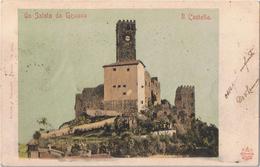 Castello Di Gemona - Viaggiata 1902 - Udine