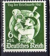 Deutsches Reich, 1941, Mi 762 **, Tag Der Briefmarke [280217L] - Alemania