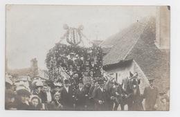 41 LOIR ET CHER - LAMOTTE BEUVRON Carte Photo D'une Cavalcade - Lamotte Beuvron