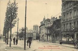 -dpts Div.-ref-MM979- Seine Saint Denis - Aubervilliers - Ave De La Republique Prolongee - Societe Generale - Banques - - Aubervilliers