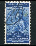 EGYPTE- Y&T N°198- Oblitéré - Ägypten