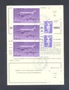 FINISTERE 29 BREST QUATRE MOULINS AP  ORDRE DE REEXPEDITION - 1961-....