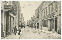 "Libourne (33-Gironde)  Avenue Gambetta- Thème Banque "" Société Générale"" - Libourne"