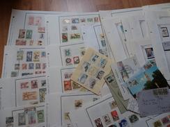Vrac à Trier - Culots De Collections - Quelques Lettres - Tous Pays - + De 2,5 Kg - 8 Photos - Timbres