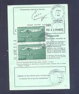 FINISTERE 29 LA FEUILLEE ORDRE DE REEXPEDITION - Poststempel (Briefe)