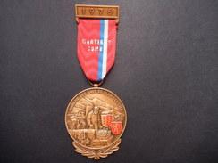 Medaglia Svizzera 1976 - Marche Des Amis De Plain-Cerisier - ME61 - Gettoni E Medaglie