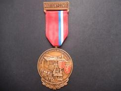 Medaglia Svizzera Martigny-Combe - Marche Des Amis De Plain-Cerisier - ME63 - Non Classificati