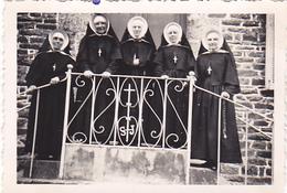 26122 Photo 22 Plouguenast  France -1936 -bonne Soeur Religieuse -Rennes 35