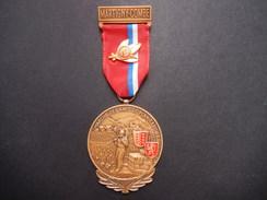Medaglia Svizzera Martigny-Combe - Marche Des Amis De Plain-Cerisier - ME65 - Non Classificati