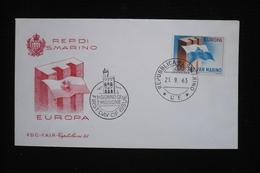 St Marin San Marino EPJ Europa 21/9/63