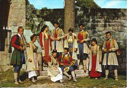 Montenegro, Klederdrachten/Crnogorska Narodna Nosnja, Ca. 1980 - Montenegro