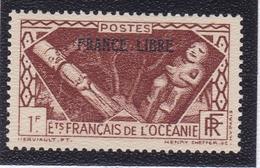 Océanie N° 144 Neufs ** - FRANCE LIBRE - Nuevos