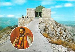 Montenegro, Lovcen - Cetinje, Mausoleum/Mauzolej Petra II Petrovica Njegosa, Ca. 1980 - Montenegro