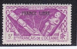 Océanie N° 147 Neufs ** - FRANCE LIBRE - Ongebruikt