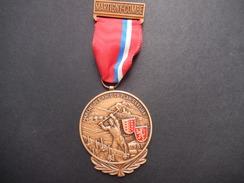 Medaglia Svizzera Martigny-Combe - Marche Des Amis De Plain-Cerisier - ME67 - Gettoni E Medaglie